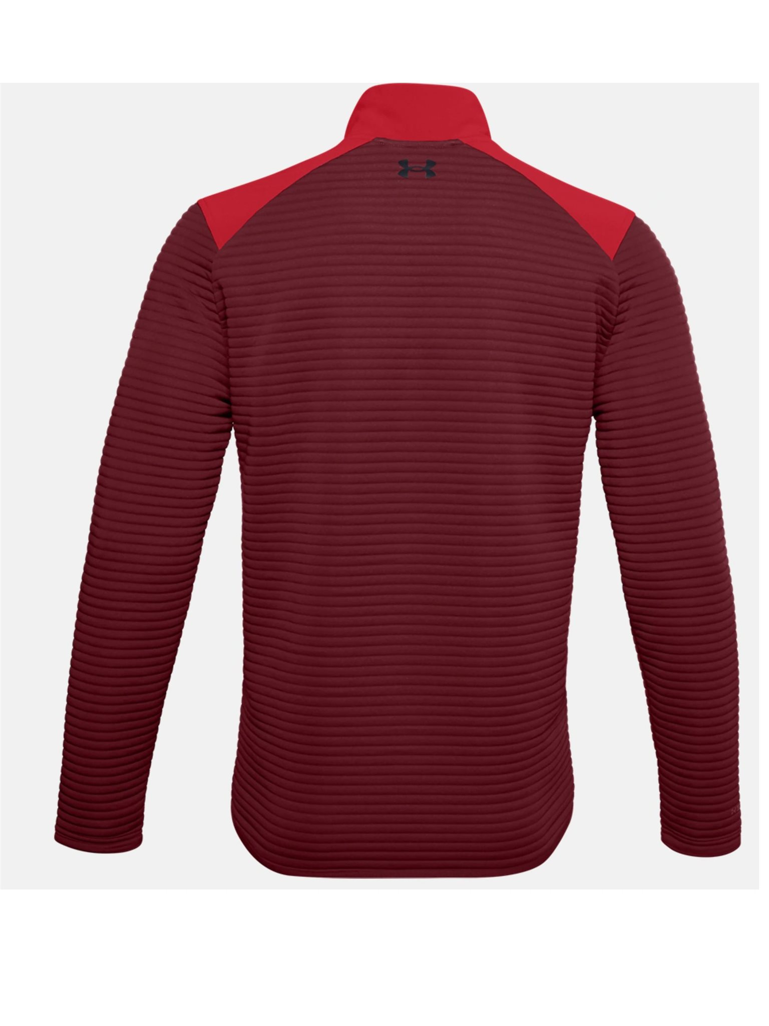 Under Armour heren golfsweater Storm Evolution Daytona rood