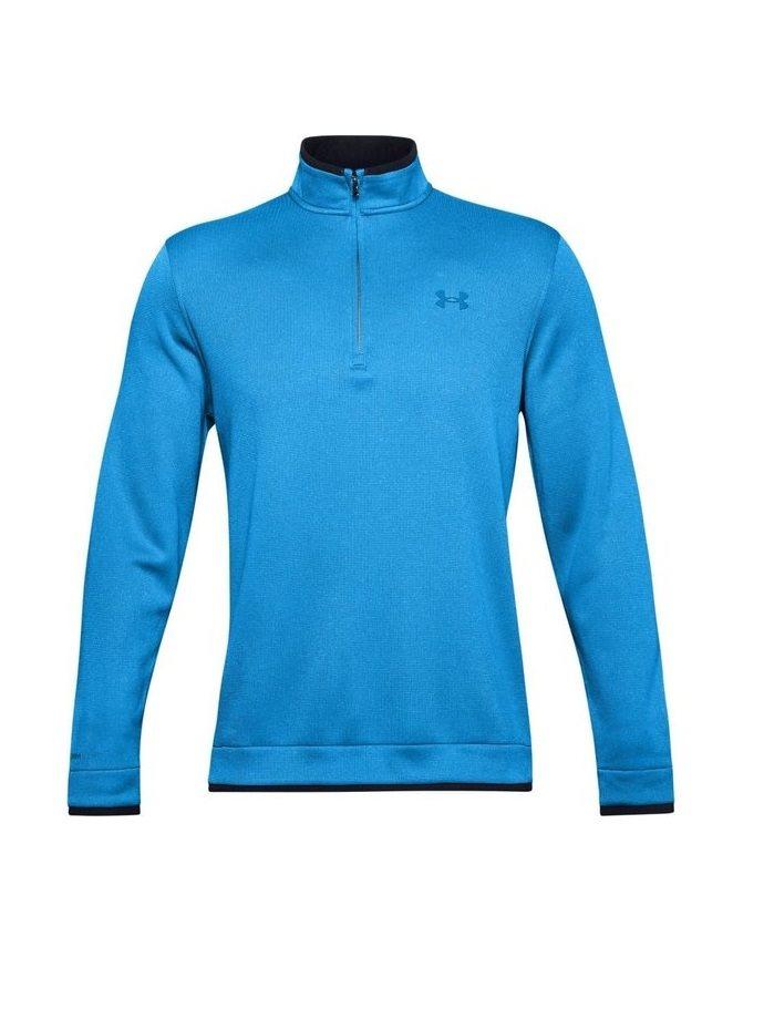 Under Armour heren golfsweater Storm blauw