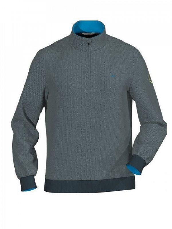Brax heren golfsweater Tobias navy