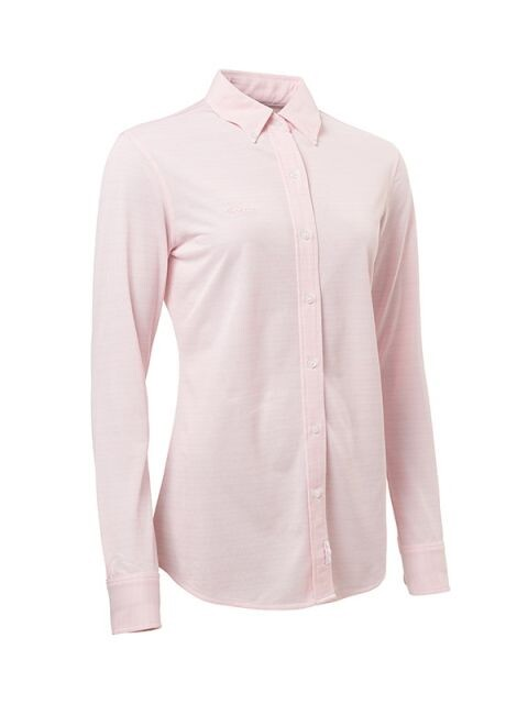 Abacus dames golfblouse Wade stretch roze