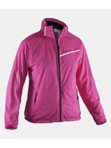 Abacus dames golfregenjack Pitch Extreme pink