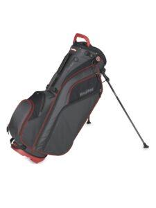 BagBoy golftas GO Lite Hybride TL grijs-rood