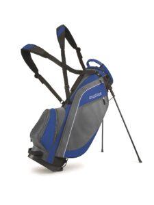 BagBoy golftas Super Lite Stand Bag blauw-grijs