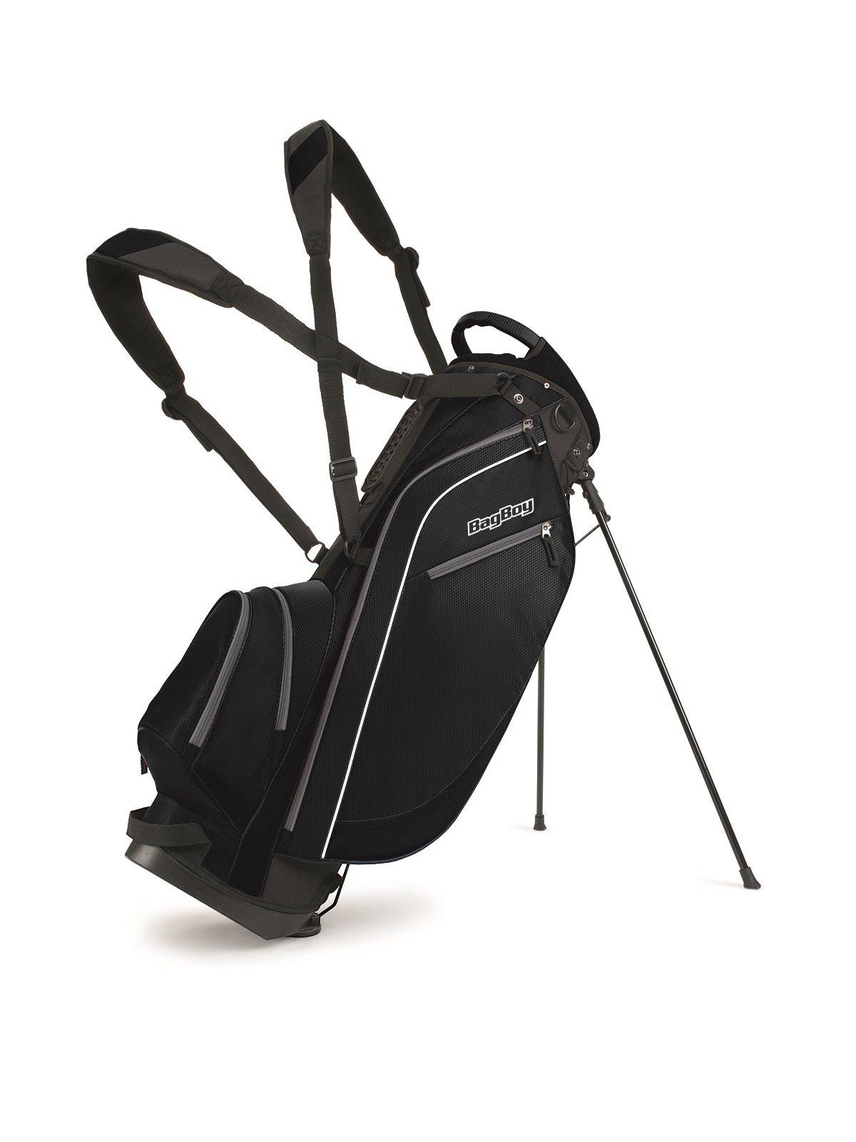 BagBoy golftas Super Lite Stand Bag zwart