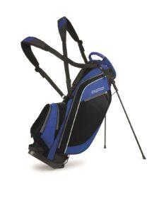 BagBoy golftas Super Lite Stand Bag zwart-blauw