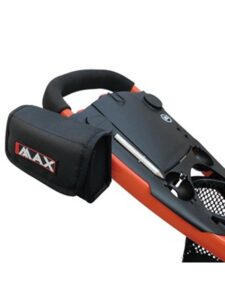 Big Max Rangefinder Bag voor golftrolley
