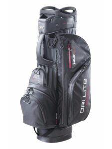 Big Max golftas Dri Lite Sport Cart Bag zwart