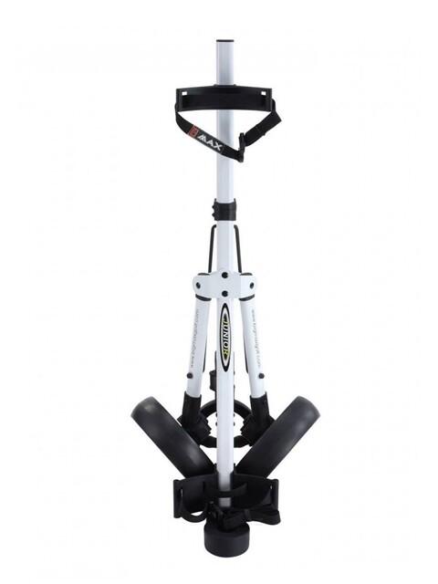 Big Max junior golftrolley Max Tiger 2-Wheel wit