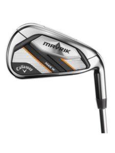 Callaway dames golfset Mavrik Max graphite shaft 6-PW-AW-SW