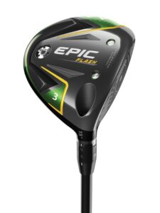 Callaway heren fairwaywood Epic Flash Evenflow Green 60
