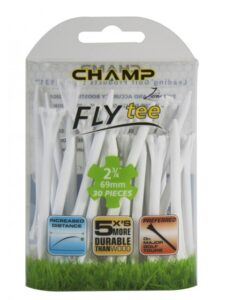 Champ golftees Zarma Fly 69 mm wit