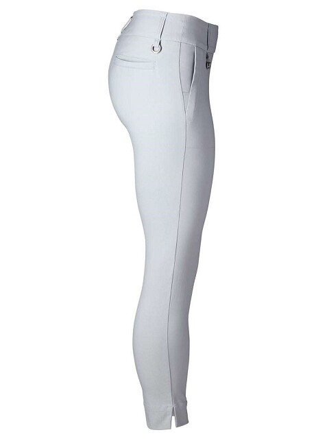 Daily Sports dames golfpantalon Magic high water grijs