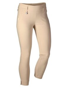 Daily Sports dames golfpantalon Magic high water beige