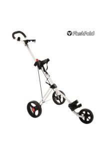 Fastfold golftrolley Force 3-wiel wit