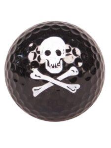 Legend golfballen Black Skull 3 stuks