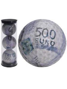 Legend golfballen 500 Euro 3 stuks