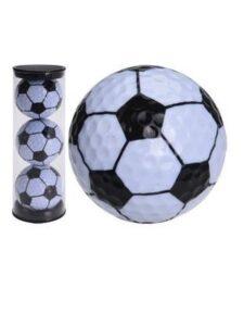 Legend golfballen White Soccer 3 stuks
