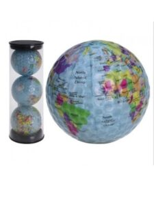 Legend golfballen The World 3 stuks
