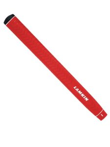 Lamkin puttergrip Etched Paddle rood