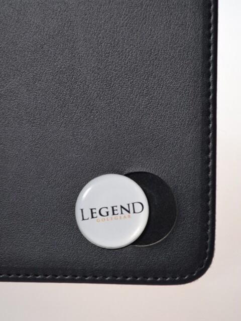 Legend leren scorekaart-flipover