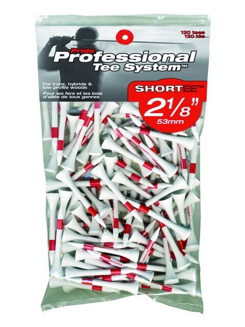Pride golftees Pro Tee System 2 1/8