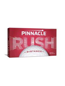 Pinnacle golfballen Rush 15-stuks wit