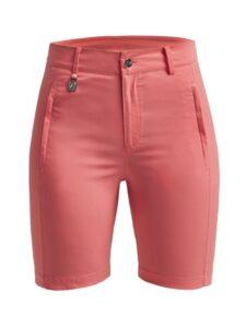 Röhnisch dames golfbermuda Active koraal