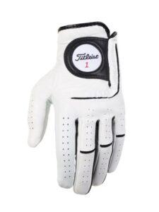 Titleist heren golfhandschoen Players-Flex 2020 wit-fashion