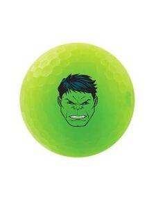 Volvik golfballen Marvel Hulk Green