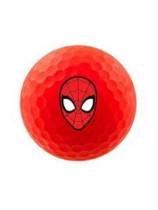 Volvik golfballen Marvel Spider Man Red