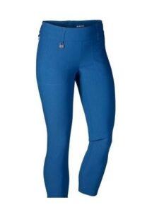 Daily Sports dames golfpantalon Magic high water blauw