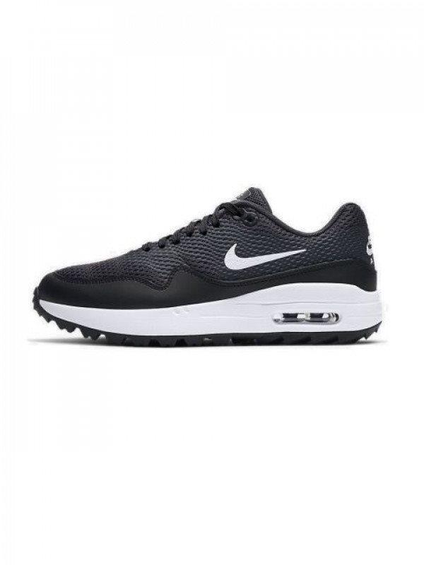 Nike unisex/heren golfschoenen Air Max 1G zwart