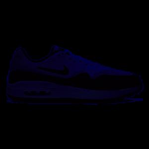 Nike unisex/heren golfschoenen Air Max 1G wit-zwart