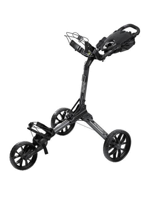 BagBoy golftrolley Nitron grijs-grafiet