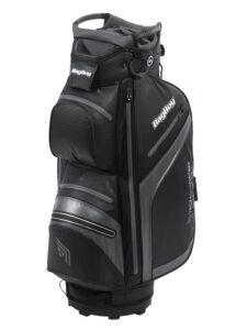 BagBoy golftas DG Lite DRI TL Cart Bag zwart-grijs