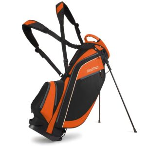 BagBoy golftas Super Lite Stand Bag zwart-oranje