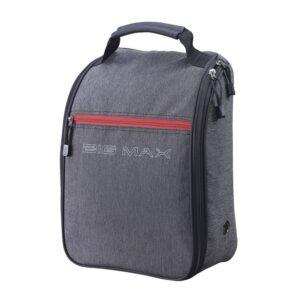 Big Max golfschoenentas grijs-rood