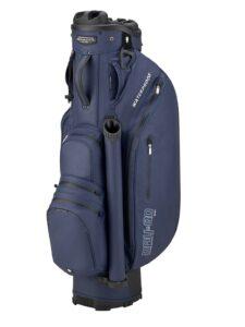 Bennington golftas Dry QO DB Cart Bag donkerblauw