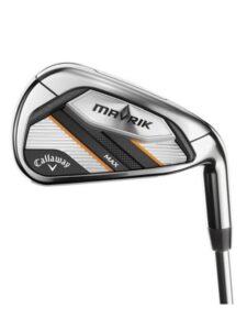 Callaway heren golfset Mavrik MAX 6-PW+GP+SW graphite shaft