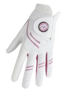 FootJoy dames golfhandschoen GTXtreme wit-roze