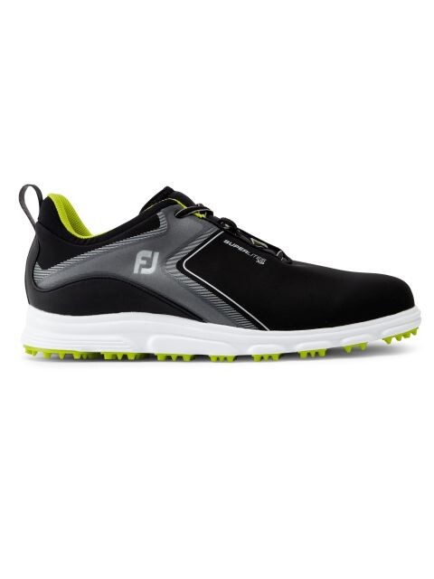 FootJoy heren golfschoenen SuperLites XP zwart-lime