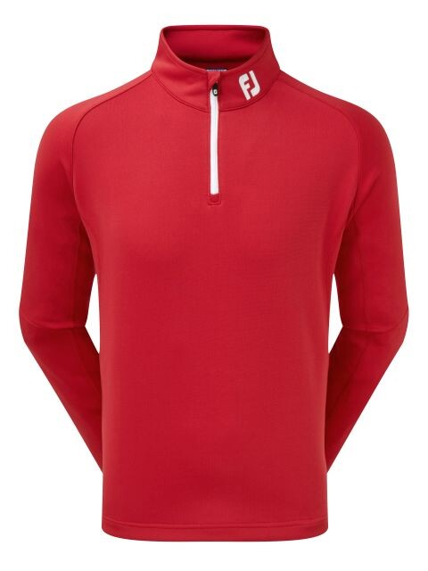FootJoy heren golfsweater Chill-Out rood