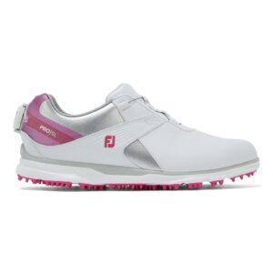 FootJoy dames golfschoenen Pro/SL Wide BOA wit