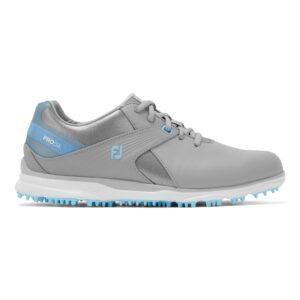 FootJoy dsmes golfschoenen Pro/SL grijs-blauw
