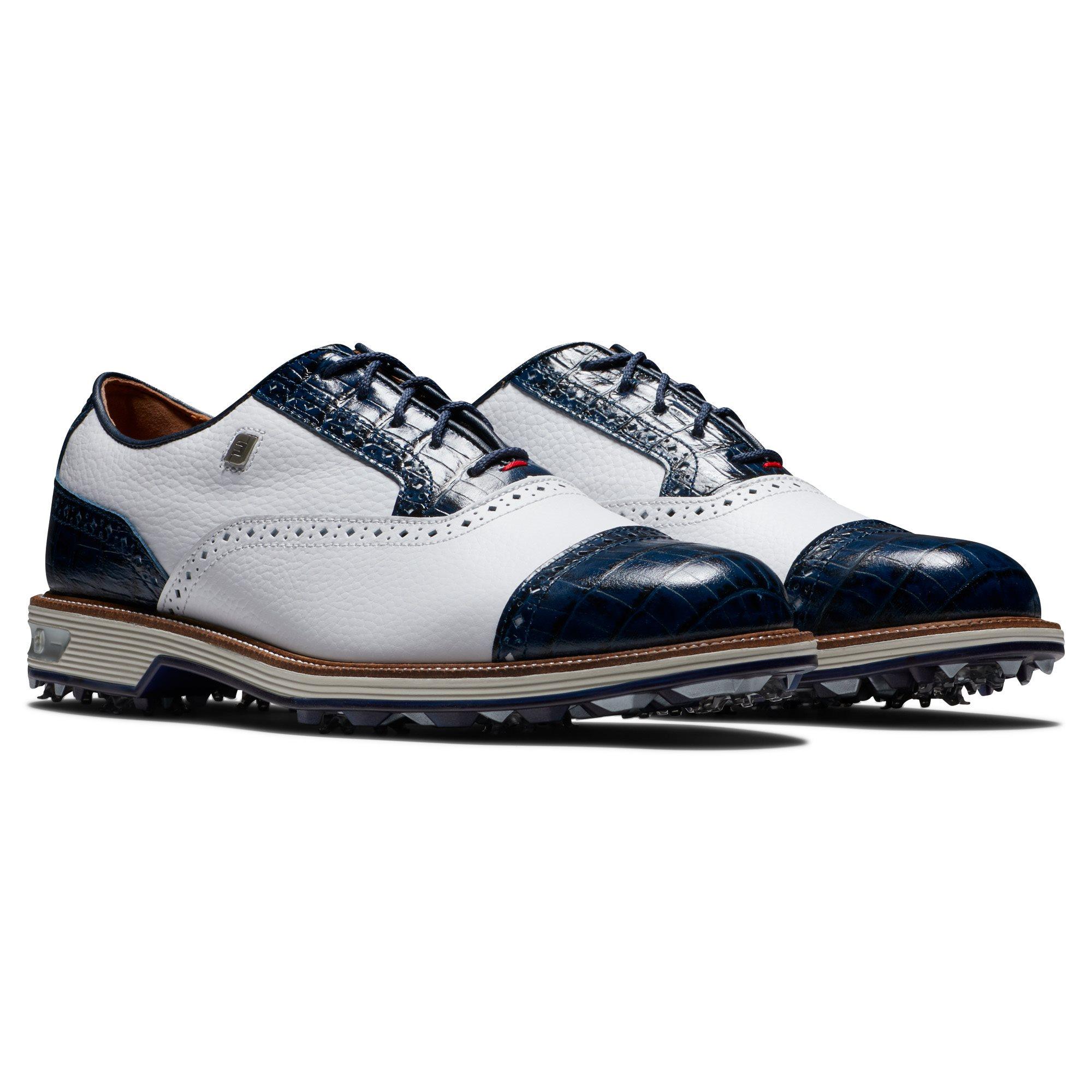 FootJoy heren golfschoenen Premiere Series Tarlow wit-navy