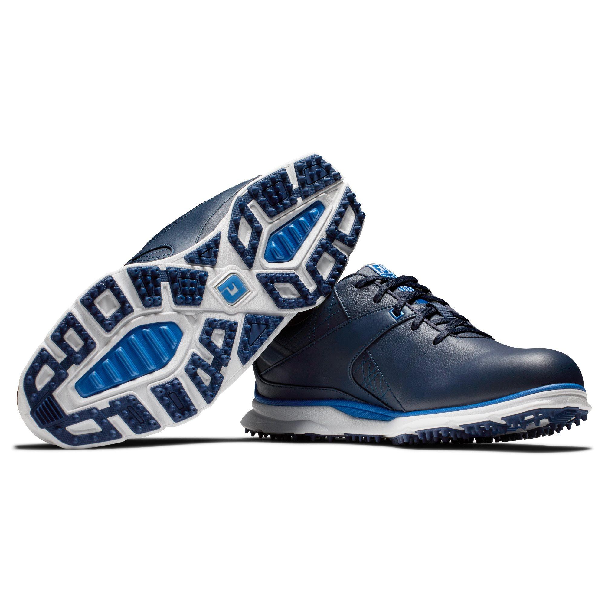 FootJoy heren golfschoenen Pro/SL WIDE navy-blauw