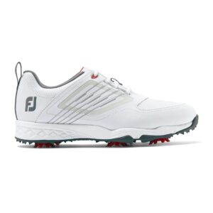 FootJoy junior golfschoenen Fury wit-zilver