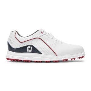 FootJoy junior golfschoenen Pro/SL wit-navy-rood
