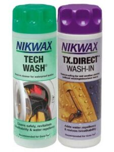 Nikwax Tech Wash + TX.Direct Wash-In