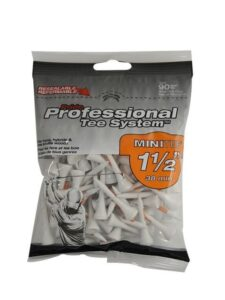 Pride golftees Pro Tee System 1 1/2